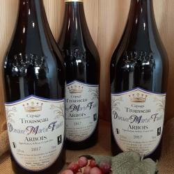 Vin rouge du Jura Trousseau