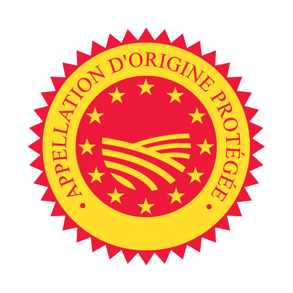 Logo Appellation d'origine Protégée - Fromagerie Narbief