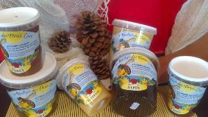 Miel du Jura pour vos desserts - Fromagerie Narbief